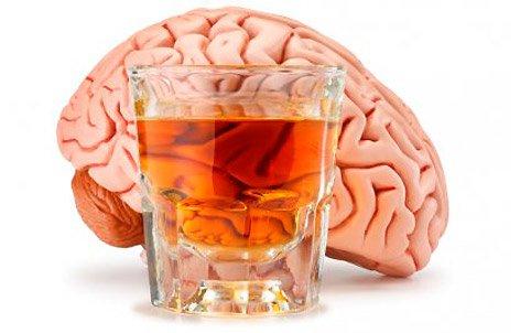 Отек мозга последствия при алкоголизме